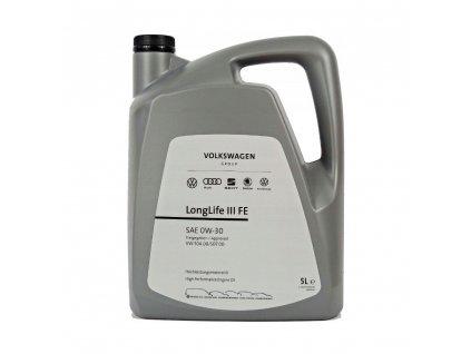Olej 0W-30 5L LongLifeIII 504.00/507.00 GS55545M4 – originální olej