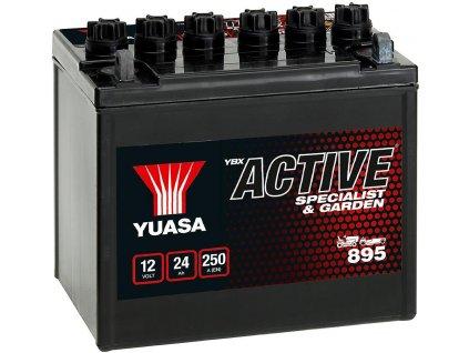 Autobaterie YUASA 895 12V 26Ah 250A