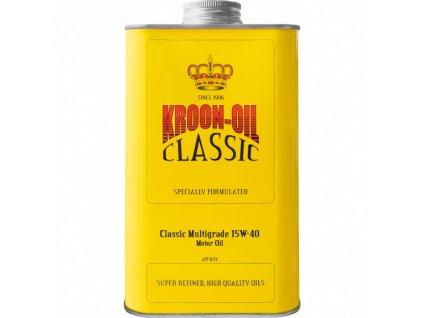 KROON-OIL Classic Multigrade 15W-40 1L balení