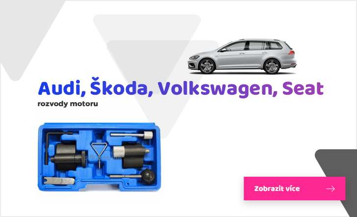 rozvody VW