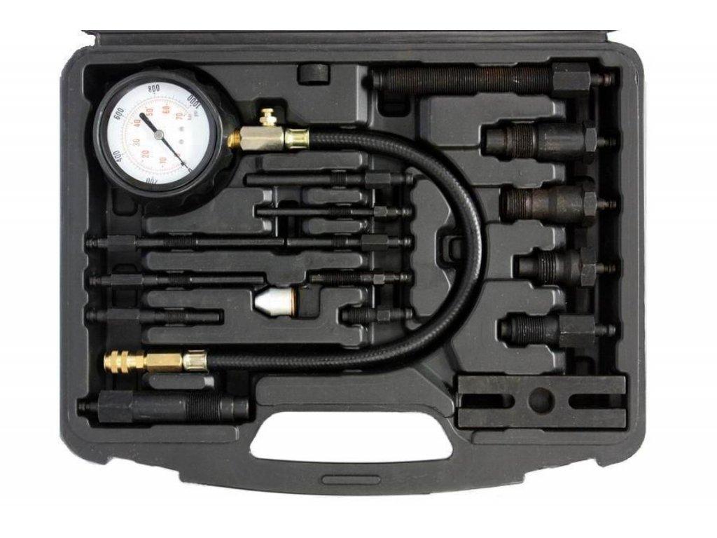 11411 kompresiometr diesel tester kompresniho tlaku pro naftove motory