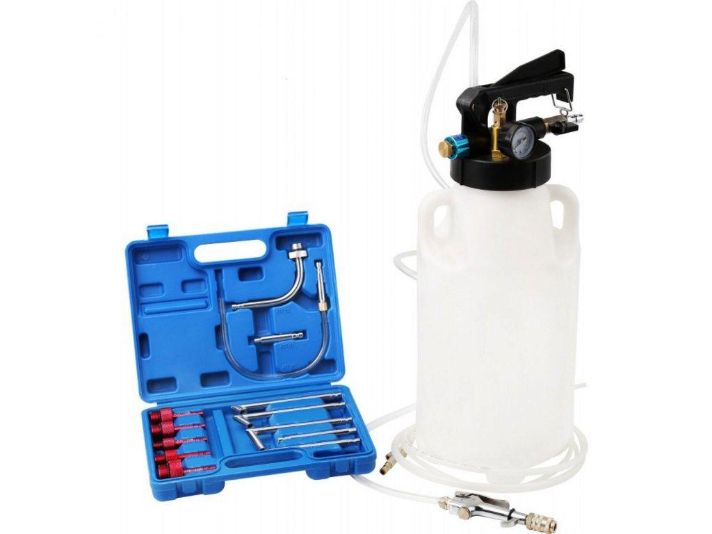 QS60642 pneumaticka plnicka oleje v automatickych prevodovkach 8l (1)