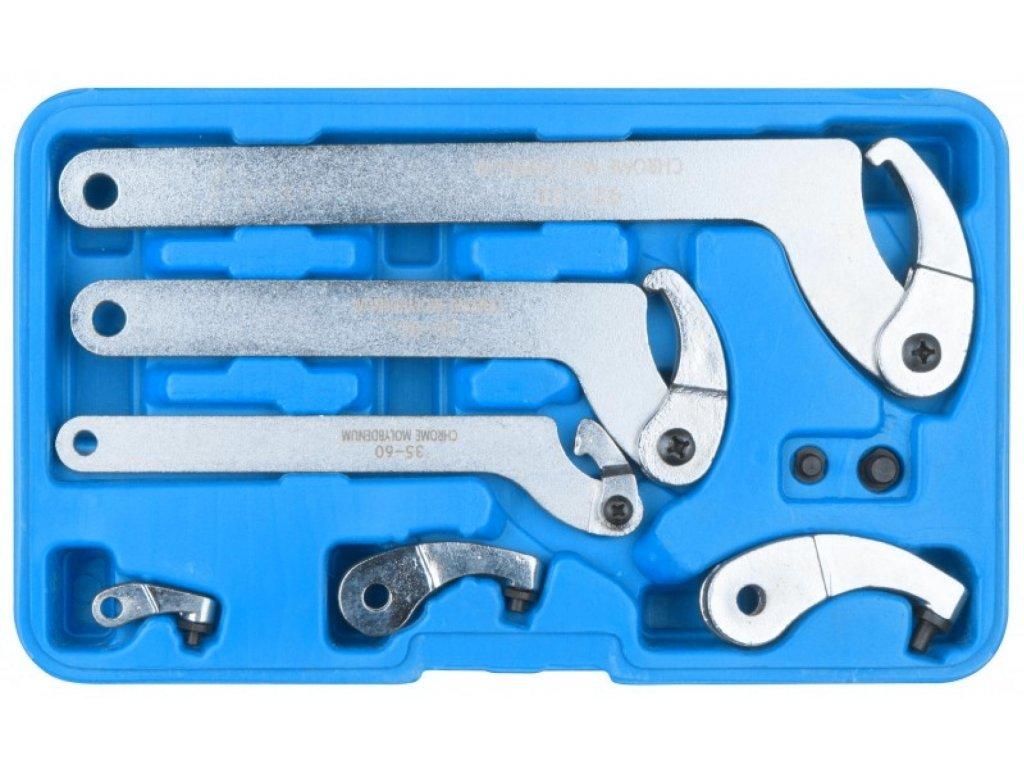 Hákové klíče 35-120mm  mgs01768