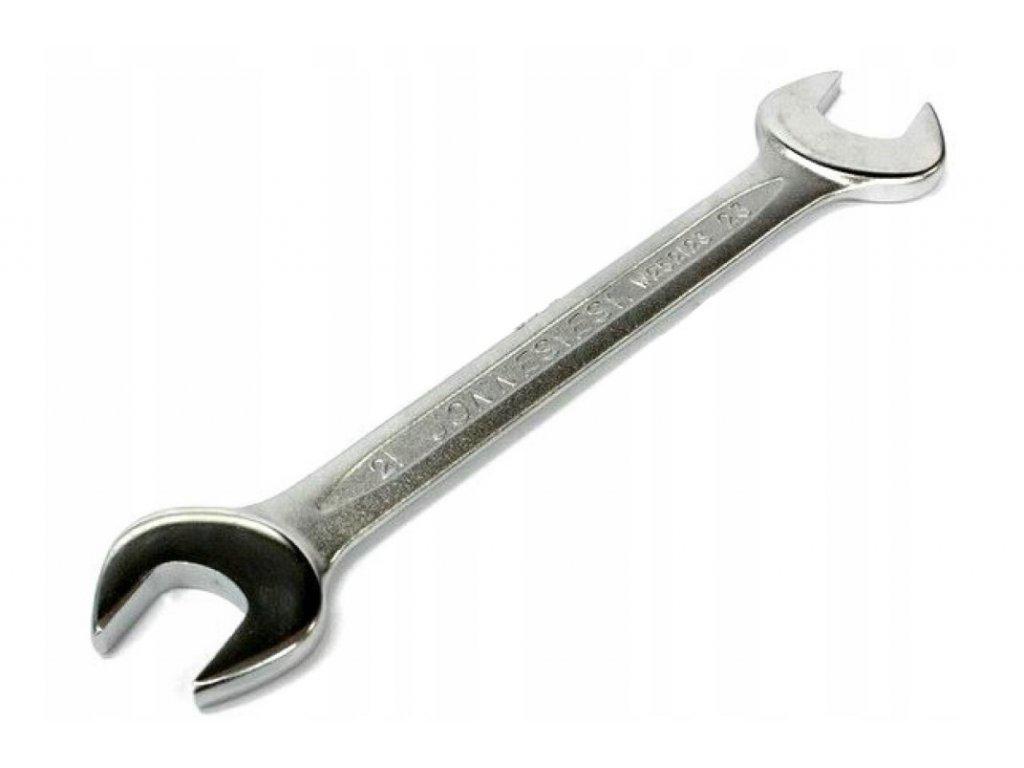 Plochý klíč otevřený 19x22 mm JONNESWAY