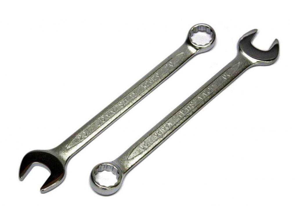 Klíč očkoplochý 21mm 12hran