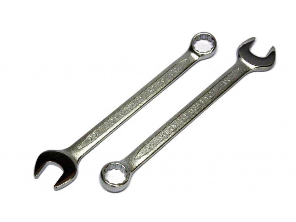 Klíč očkoplochý 25mm 12hran