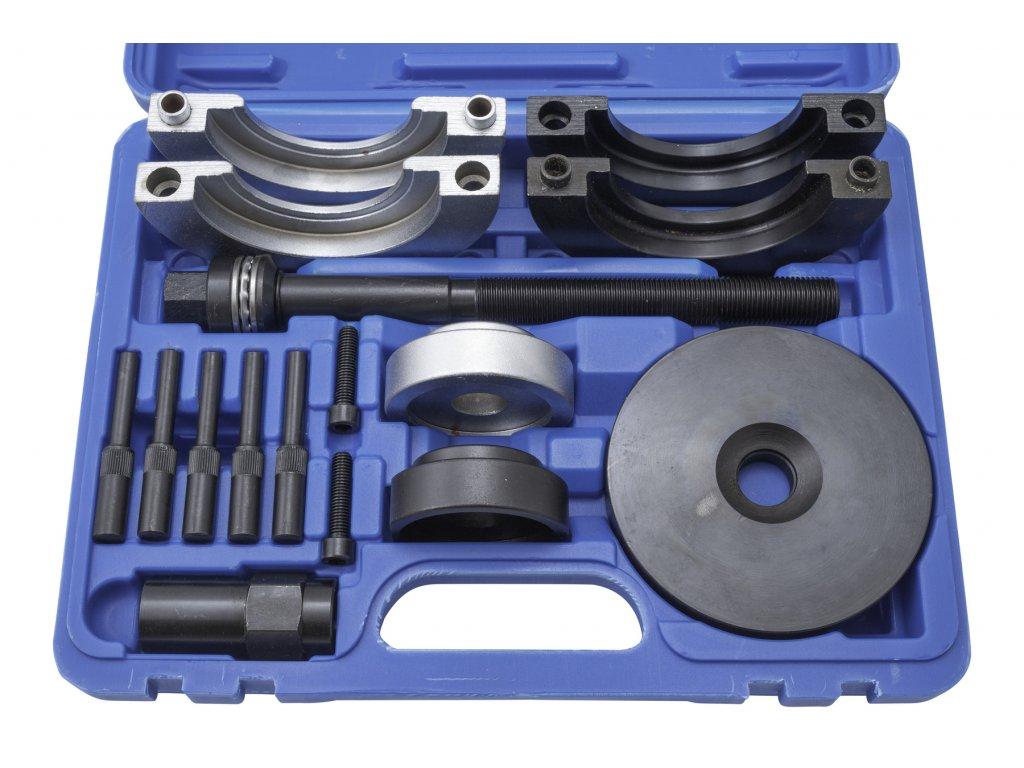Sada pro montáž a demontáž ložisek kol (náboje) 72 mm VW, Škoda a další QUATROS QS80432,