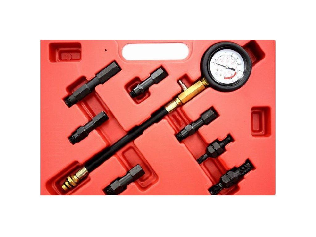 68 kompresiometr pro benzinove motory tester kompresniho tlaku 0 20 bar