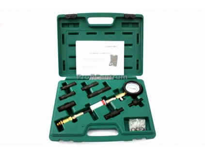 10262 kompresiometr pro benzinove motory tester kompresniho tlaku jonnesway
