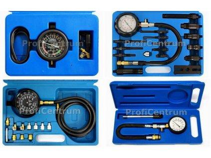 ,vak tester tlaku benzin diesel uometr,4 sady