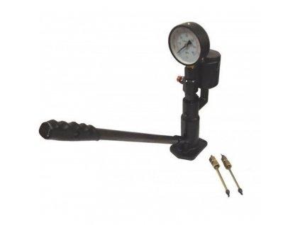 Přípravky na kontrolu tlaku vstřikovačů 600 BAR, zkoušečka vstřiků + adaptéry