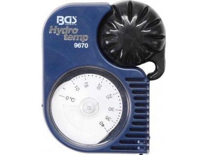 Refraktometr tester chladící kapaliny BGS Technic Germany B.9670