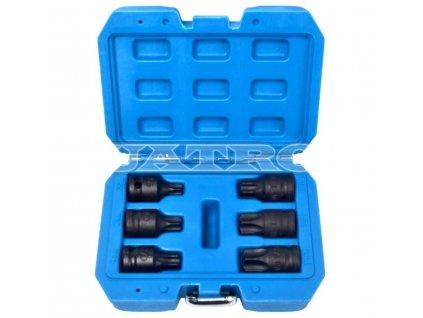 Zástrčné hlavice úderové TORX Klíče TORX úderové T55-T100,