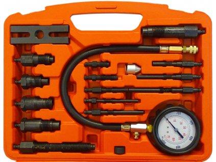 kompresiometr,tester kompresniho tlaku naftovych motoru