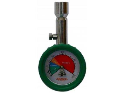 manometr pro kontrolu tlaku v klimatizaci jonnesway