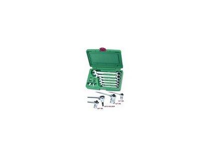 Profesionální očkoploché klíče s ráčnou JONNESWAY W45110S