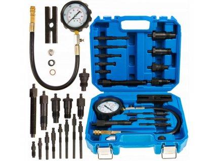 Kompresiometr pro vznětové motory,tester tlaku diesel 0 70 bar