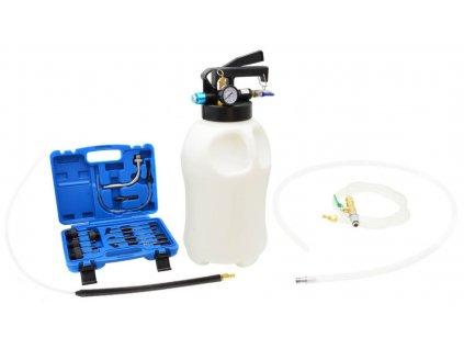 Pneumatická plnička oleje pro automatické převodovky