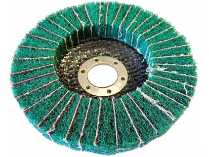 Brusný kotouč z vlákna na kovy 125mm