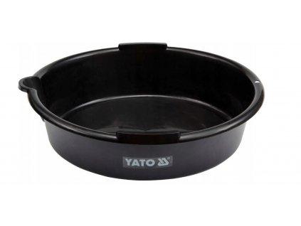 Miska na vypouštění oleje 8L YATO YT-0699