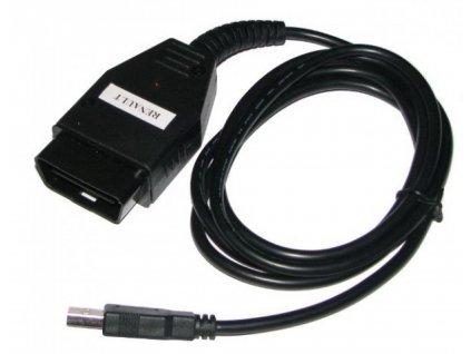 Diagnostika USB pro automobily RENAULT NISSAN DACIA 1996 2004 OBD2