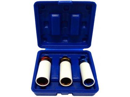 Úderové hlavice na ALU kola 1 2', 17+19+21mm