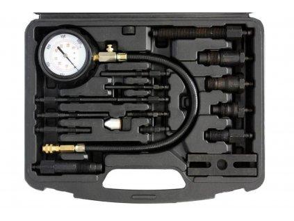 Tester pro měření kompresního poměru ve válcích vznětových motorů s přímým a nepřímým vstřikováním 0 70 BAR