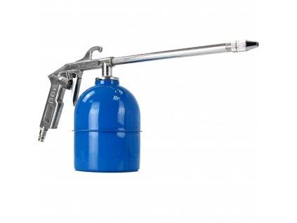 pistole na konzervaci, udrzbu a myti motoru,maznice 650 ml