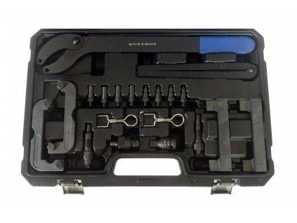 Aretace rozvodů benzínových motorů VW AUDI PORSCHE V6 V8 V10 FSI TFSI, 2.4 5.2