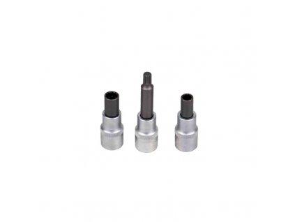 Zástrčné úderové klíče profilu TORX pro rázové utahováky CR MO ocel