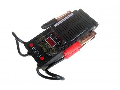 Digitální tester na akumulátor 12V, měřák autobaterie