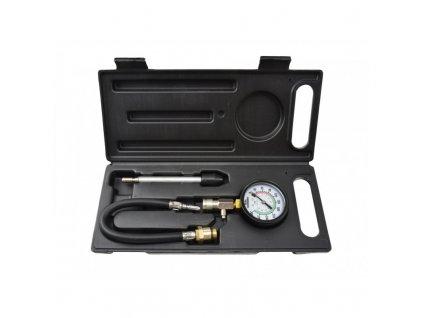 2120 kompresiometr pro benzinove motory tester kompresniho tlaku 0 21 baru