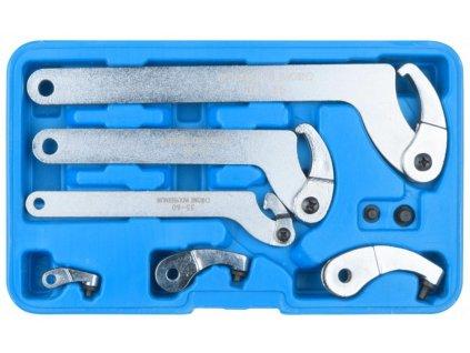Hákové klíče 35-120MM