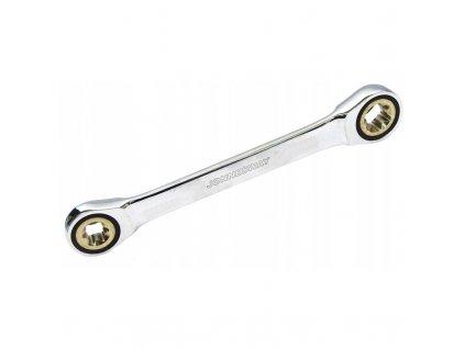 TORX klíč očkový s račnou E10 E12 JONNESWAY