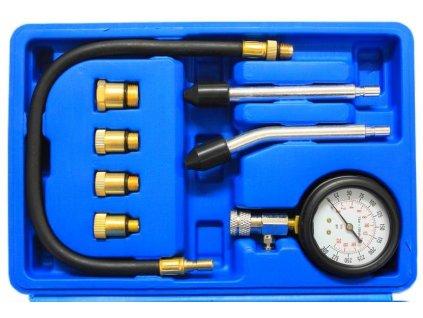 371 kompresiometr pro benzinove motory tester kompresniho tlaku 0 20 bar