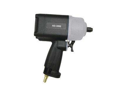 """Pneumatický úderový klíč utahovák 3/4"""" 1490 Nm Twin hammer,8000 ot./min ADLER"""