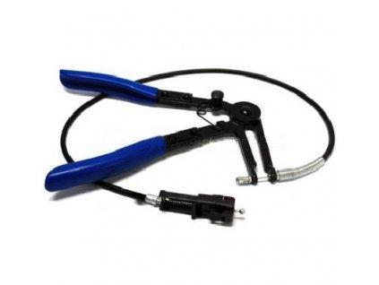 Kleště s lankem na samosvorné hadicové spony CLICK-R