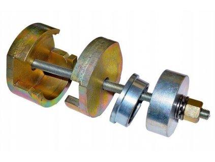 WAR10.Přípravek na vylisování ,nalisování silenbloku zadního ramene na vozidle VW , Golf, Passat, Vento