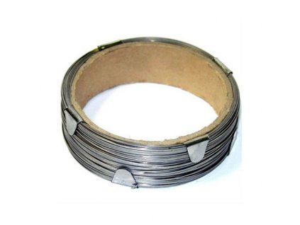 Speciální drát na demontáž autoskla kvádrový průměr 0,6mm
