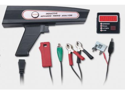 Digitální stroboskopická pistole pro naftové a benzínové motory JONNESWAY AR020006D