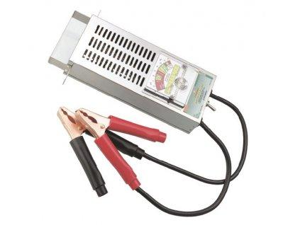 AR020014 Analogový tester kontroly akumulátorů,měřák na autobaterie 6/12V,Jonnesway
