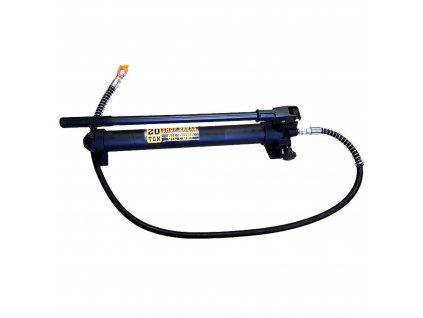 Hydraulická olejová pumpa .rozpěra 20 tun pro lisy ,rozpínáky ,stahováky apod.