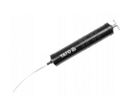 Ruční odsávací olejová pumpa 0,5L, YATO