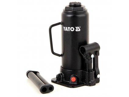 Hydraulický zvedák 10T, (panenka) YATO YT-17004