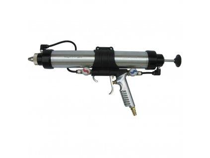 Pneumatická pistole na silikon, lepidla a těsnící hmoty Adler