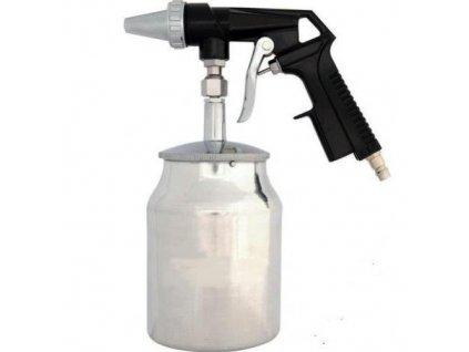 Pískovací pistole 1L, přípravek na pískování