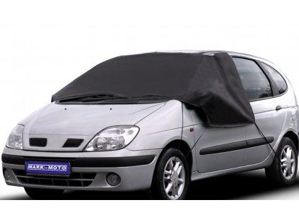 Ochranný kryt proti námraze předního skla automobilu