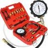 Tester tlaku oleje pro benzínové motory, 21 dílný měřák tlaku paliva motoru