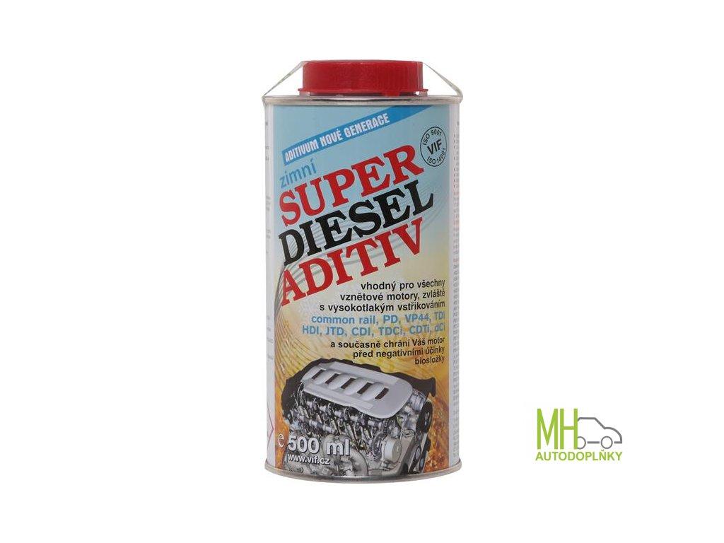616 2 vif super diesel aditiv zimni nejlepsi ceske aditivum