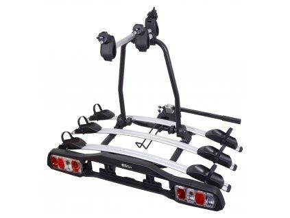 Nosič kol na tažné zařízení DOLPHIN - pro 3 kola